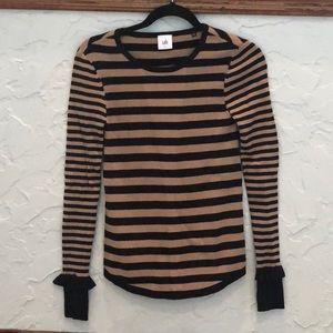 Cabi Striped Sweater